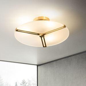 シーリングライト リビング照明 ダイニング照明 寝室照明 UFO オシャレ 3灯
