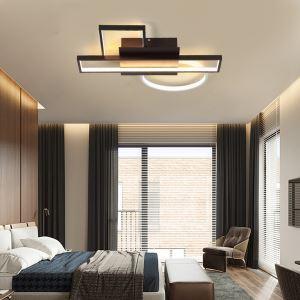 LEDシーリングライト リビング照明 ダイニング照明 寝室照明 天井照明 幾何型 LED対応