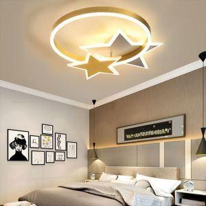 LEDシーリングライト リビング照明 ダイニング照明 子供屋照明 寝室 居間 星型 LED対応