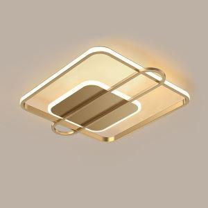 LEDシーリングライト リビング照明 ダイニング照明 天井照明 寝室 居間 金色 LED対応