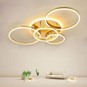 LEDシーリングライト リビング照明 ダイニング照明 寝室照明 天井照明 4環/5環 LED対応