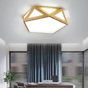 LEDシーリングライト 天井照明 リビング照明 ダイニング照明 寝室 居間 幾何型 LED対応