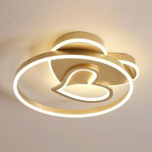 LEDシーリングライト リビング照明 天井照明 ダイニング照明 寝室 居間 ハート型 LED対応