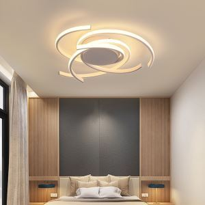 LEDシーリングライト リビング照明 寝室照明 天井照明 子供屋 ダイニング 居間 幾何型 LED対応