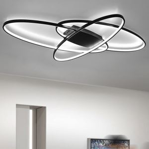 LEDシーリングライト リビング照明 ダイニング照明 寝室 居間 子供屋 楕円形 北欧風 LED対応