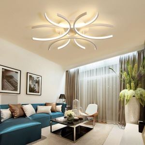 LEDシーリングライト リビング照明 ダイニング照明 天井照明 子供屋 寝室 居間 幾何型 LED対応