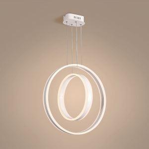 LEDペンダントライト リビング照明 ダイニング照明 寝室照明 店舗照明 二輪 オシャレ LED対応