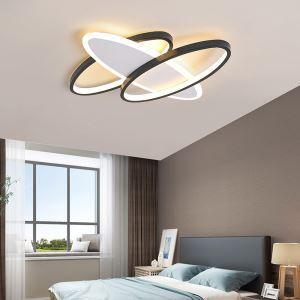 LEDシーリングライト 天井照明 リビング照明 寝室照明 子供屋照明 楕円形 オシャレ LED対応