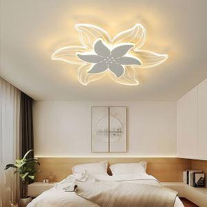 LEDシーリングライト リビング照明 子供屋照明 ダイニング照明 寝室 居間 花型 オシャレ LED対応