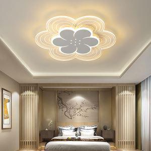 LEDシーリングライト リビング照明 ダイニング照明 子供屋照明 寝室照明 花型 オシャレ LED対応