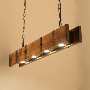 LEDペンダントライト リビング照明 ダイニング照明 店舗照明 寝室照明 ロフト 工業風 5灯
