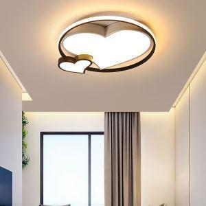 LEDシーリングライト リビング照明 ダイニング照明 天井照明 子供屋照明 ハート型 LED対応