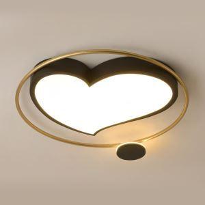 LEDシーリングライト リビング照明 ダイニング照明 寝室照明 天井照明 ハート型 LED対応