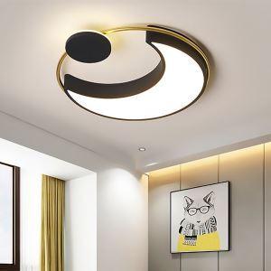 LEDシーリングライト リビング照明 ダイニング照明 寝室照明 天井照明 月型 LED対応