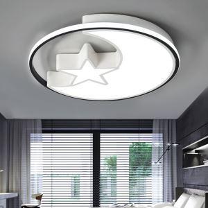 LEDシーリングライト リビング照明 ダイニング照明 天井照明 寝室 居間 星月型 LED対応
