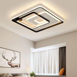 LEDシーリングライト リビング照明 ダイニング照明 天井照明 寝室 居間 方形 LED対応