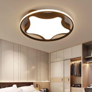 LEDシーリングライト リビング照明 ダイニング照明 子供屋照明 寝室 星型 LED対応