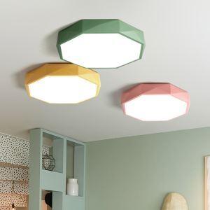 LEDシーリングライト 照明器具 天井照明 リビング照明 ダイニング 寝室 書斎 店舗 六角形 オシャレ LED対応 CL686