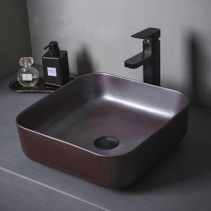 手洗い鉢 洗面ボウル 手洗器 洗面ボール 陶器 置き型 排水栓&排水トラップ付