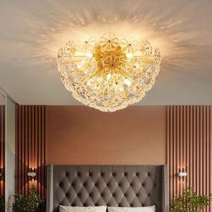 LEDシーリングライト リビング照明 ダイニング照明 寝室照明 店舗照明 北欧風 花型