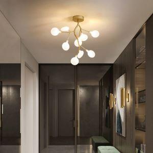 LEDシーリングライト ダイニング照明 リビング照明 寝室照明 枝型 9灯