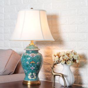 テーブルランプ スタンドライト 間接照明 デスクライト 陶器照明 リビング 寝室 書斎 玄関 オシャレ 1灯 HY064