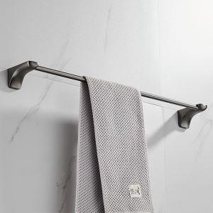 浴室タオルバー タオル掛け タオル収納 壁掛けハンガー ステンレス鋼 ガングレー