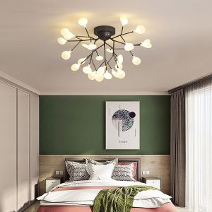 LEDシーリングライト リビング照明 ダイニング照明 寝室照明 27/36灯 2色