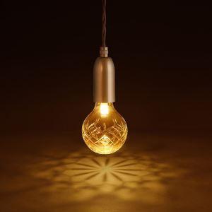 LEDペンダントライト ダイニング照明 玄関照明 店舗照明 電球型 1灯 簡単取付