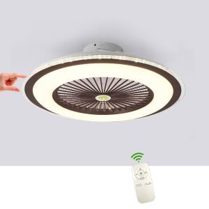 LEDシーリングファンライト リビング照明 ダイニング照明 寝室照明 3階段調色 3段階風量 リモコン付 薄型 40W