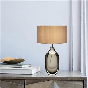 テーブルランプ スタンドライト リビング照明 寝室照明 玄関 書斎 瑠璃台座 1灯 A220