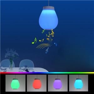 LEDペンダントライト リビング照明 リモコン付 タイマー付 APP制御 Bluetooth接続 無段階調光調色 8畳 36W D36cm