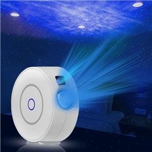 LEDスタープロジェクターライト 投影ランプ スタンドライト タイマー付 APP制御 Bluetooth接続