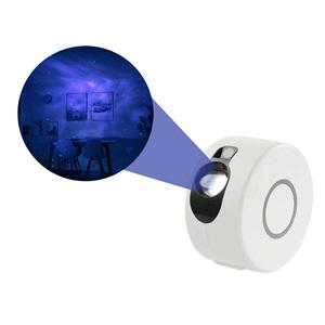 LEDスタープロジェクターライト 投影ランプ スタンドライトリ モコン付 Bluetooth接続