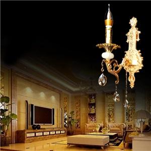 壁掛け照明 ウォールランプ 照明器具 ブラケット 玄関照明 クリスタル オシャレ 1灯 E18025