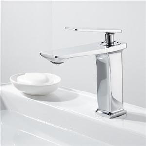 洗面水栓 バス蛇口 冷熱混合水栓 水道蛇口 手洗器水栓 6色
