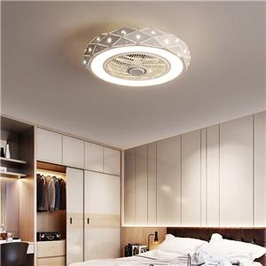 LEDシーリングファンライト リビング照明 ダイニング照明 寝室照明 3階段調色 3段階風量 リモコン付 定時機能付 48W
