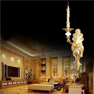壁掛け照明 ウォールランプ 照明器具 ブラケット 玄関照明 クリスタル オシャレ 1灯 E18026