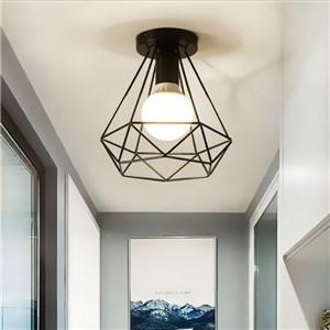 シーリングライト 玄関照明 ダイニング照明 天井照明 廊下 黒色 1灯