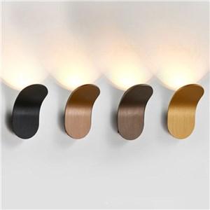 LED壁掛け照明 ウォールランプ ブラケット 間接照明 玄関照明 レトロ 4色