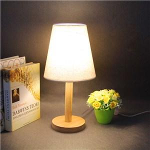 テーブルランプ スタンドライト 間接照明 卓上照明 デスクライト リビング 寝室 天然木 和風北欧風 T622