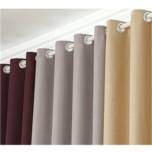 遮光カーテン オーダーカーテン 寝室 リビング 純色 現代風(1枚)
