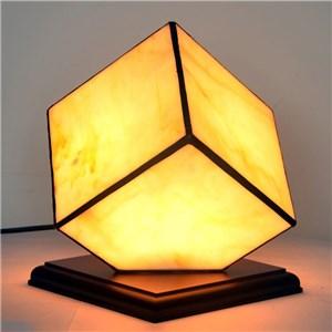 テーブルランプ スタンドライト 間接照明 デスクライト 玄関照明 四角形 1灯