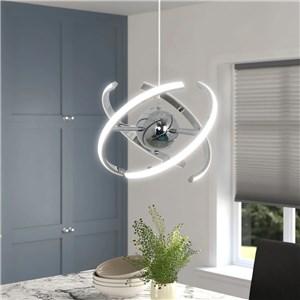 LEDペンダントライト ダイニング照明 寝室照明 子供屋照明 地球儀型