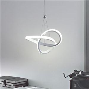 LEDペンダントライト ダイニング照明 寝室照明 子供屋照明 幾何型