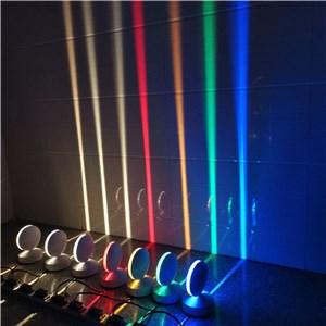 LEDシーリングライト 壁掛け照明 天井取付・壁付両用 玄関 店舗 バー 角度回転可 7色