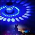 LEDシーリングライト 壁掛け照明 天井取付・壁付両用 玄関 店舗 バー 丸型 7色