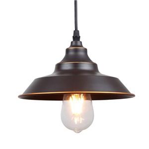 ペンダントライト リビング照明 ダイニング照明 店舗照明 レトロ 1灯 D20cm