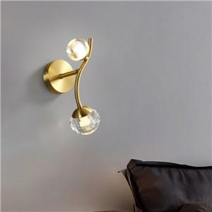 LED壁掛け照明 ブラケット ウォールランプ 玄関照明 寝室照明 つぼみ型