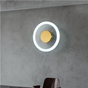 LED壁掛け照明 ブラケット ウォールランプ 玄関照明 寝室照明 丸型